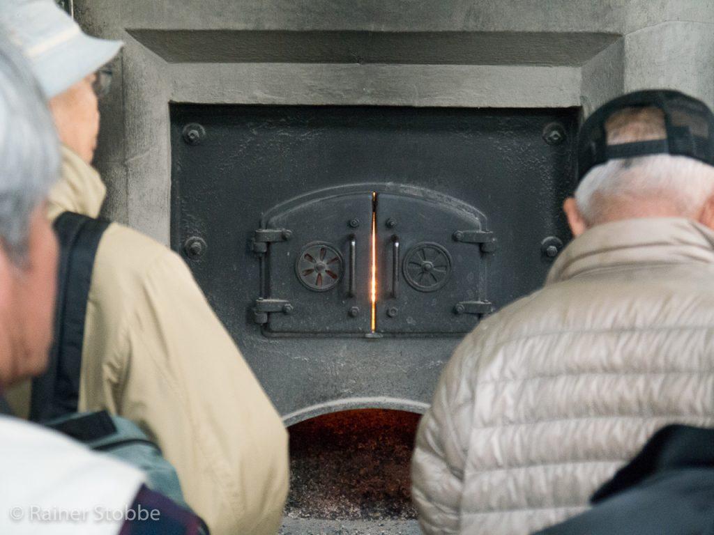 In Yoichi werden einige der Brennblasen noch mit Holz beheizt