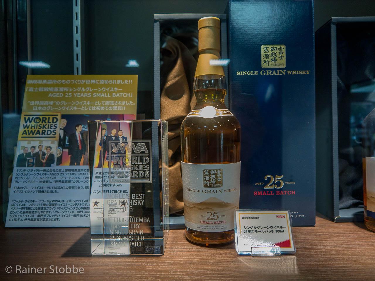 Japanspezialreisen - Whisky in Japan - Kirin Fuji Gotemba - 021 - Rainer Stobbe