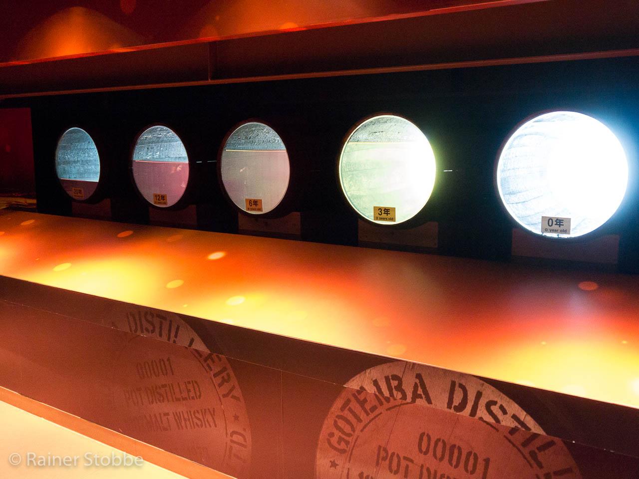 Japanspezialreisen - Whisky in Japan - Kirin Fuji Gotemba - 036 - Rainer Stobbe