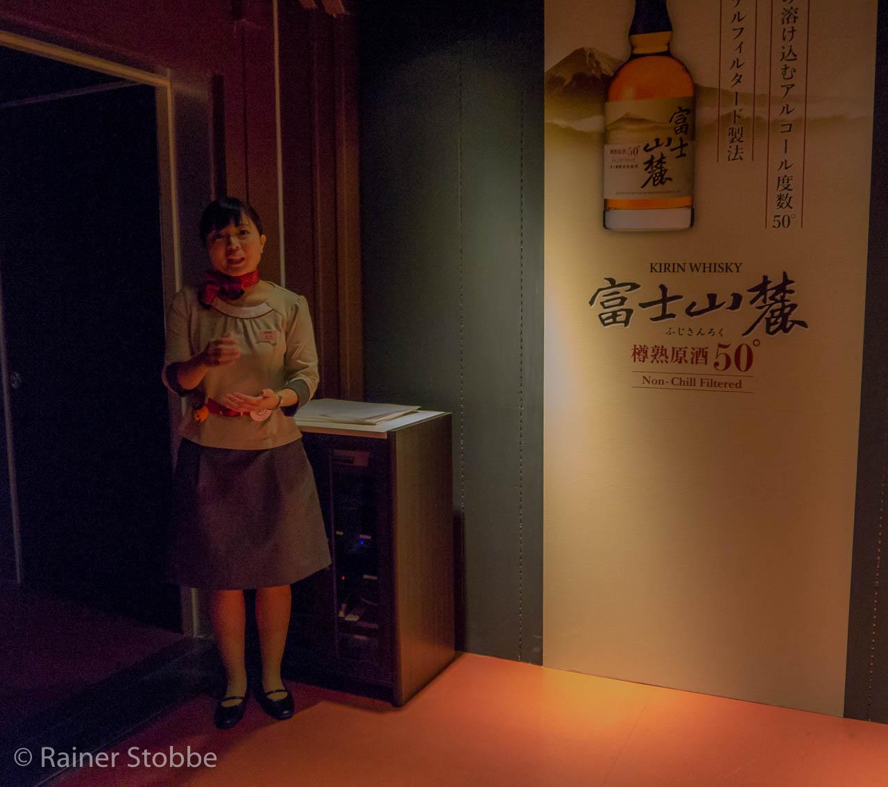 Japanspezialreisen - Whisky in Japan - Kirin Fuji Gotemba - 038 - Rainer Stobbe